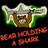 Kevin (Bear Holding a Shark)