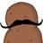 Algot Skog (potatomoustache)