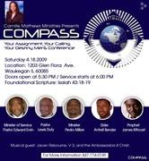 Compass flyer