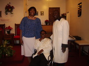 Prophet Kasey family and friends