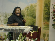 Bringing the anointing...