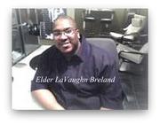 Elder LaVaughn Breland, CEO of UGC