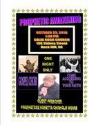 PROPHETIC SERVICE