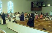 Apostle & Prophetess Williams @ Apostle Brian Jones' Church
