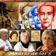 Madres de los Cinco
