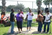 Evang Martha with groups: Jonita&Gods Chosen People/GLD Enesemble of Praise