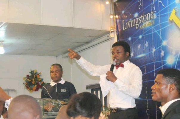 Preaching the word , healing the Wolrld