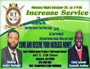 Increase Service