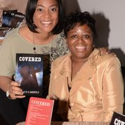 me and publisher Cindy Lumpkin