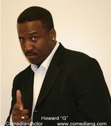Comedian Playwright & TV Star Howard G