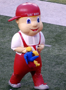 Huskers - Lil Red