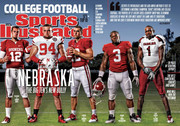 Awesome Huskers Sports Illustrated Cover
