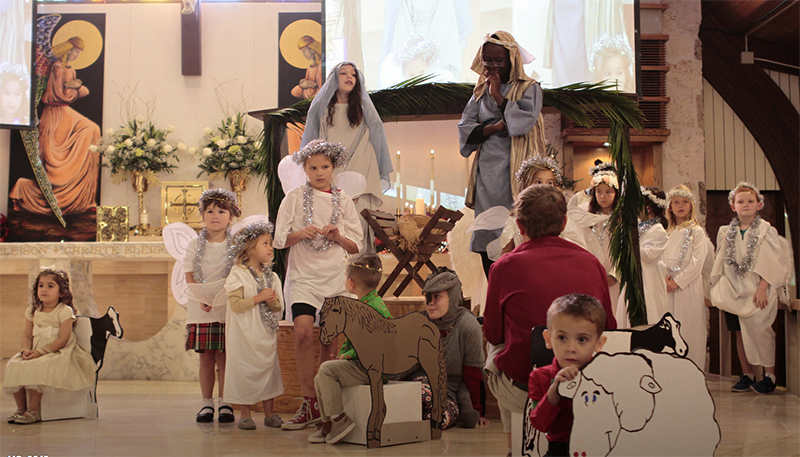 Boynton Beach Christmas Pageant 2020 Finding Faith: Director less pageant ready for 25th year   The