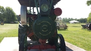 1812 George White Steam Traction Engine at Pioneer Village Ag Days