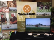 Thompsons' Booth at #PAG15