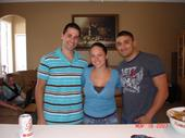 Me, Christina,Jeffrey