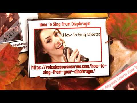 how to sing in falsetto