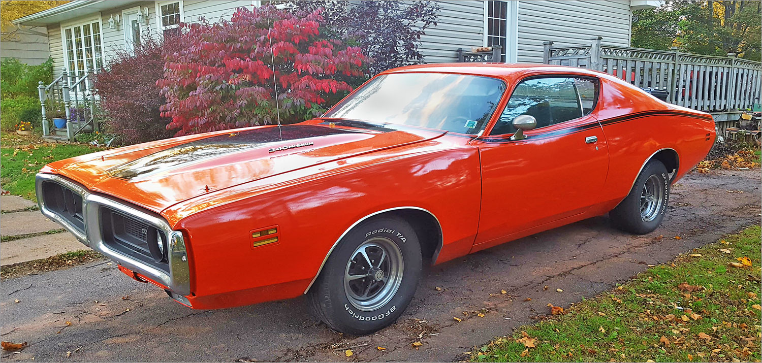 1971 Dodge Charger 500