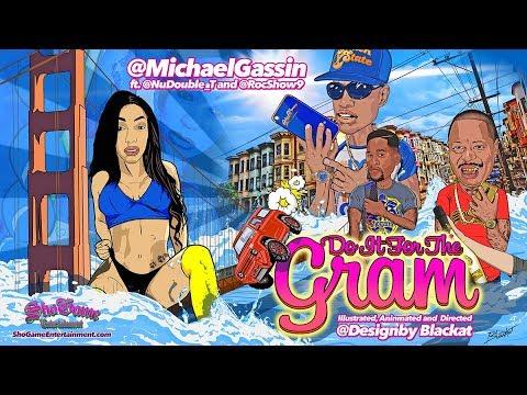 Michael Gassin #DoItForTheGram (Animated) (Music Video) (Explicit)
