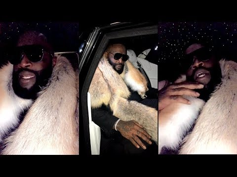 """Rick Ross : """"They told me I would'nt make it rapping, I Kept Grinding """""""