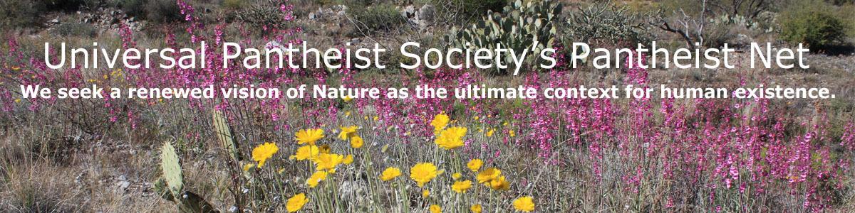 Universal Pantheist Society's Pantheist Net