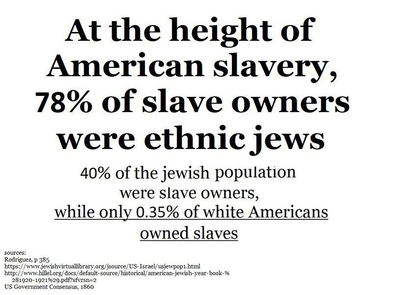 JEWS SLAVERY