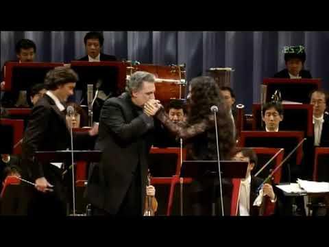 Sarah Brightman & Placido Domingo - Time To Say Goodbye  Con Te Partiro  [Live]