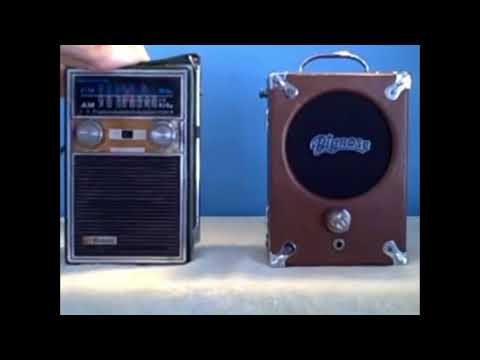 Crossin' Wires & Startin' Fires -  let's Circuit Bend together 1977 Hacked Radio Guitar Amp