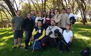 Fencing in the Park 2018