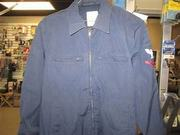 US Navy Zip up Bluejacket Utility Jacket