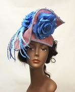 Blue and Rose Hatinator