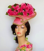 Pink and Olive Hatinator
