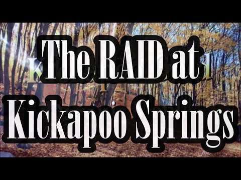 The Raid at Kickapoo Springs           A. D. Eker           2019