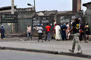 Mile-12 Market Seal Up by Lagos state Government- 1