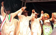 PDP Governorship Campaign in Bayelsa State 3