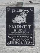 Richpond Market Mural