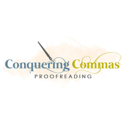 Conquering_Commas Logo