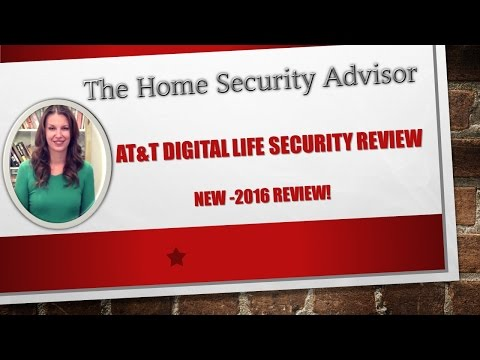 AT&T Digital Life Security Review