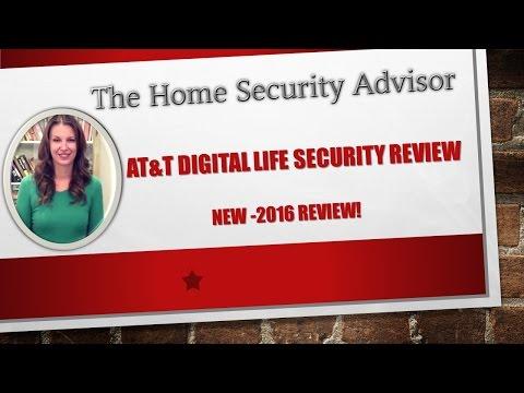 AT&T Digital Life Security Review