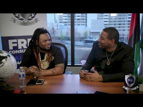 Jay Morrison & Derrick Grace| Exclusive Buy Back Our Blocks Interview (2019)