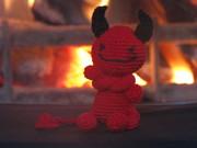 Kleiner roter Teufel