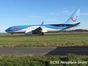 TUI, 737 Max 8, G-TUMA