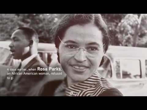 ROSA PARKS - The Power Of Television