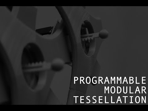 reTessellate | Programable Tessellation Units