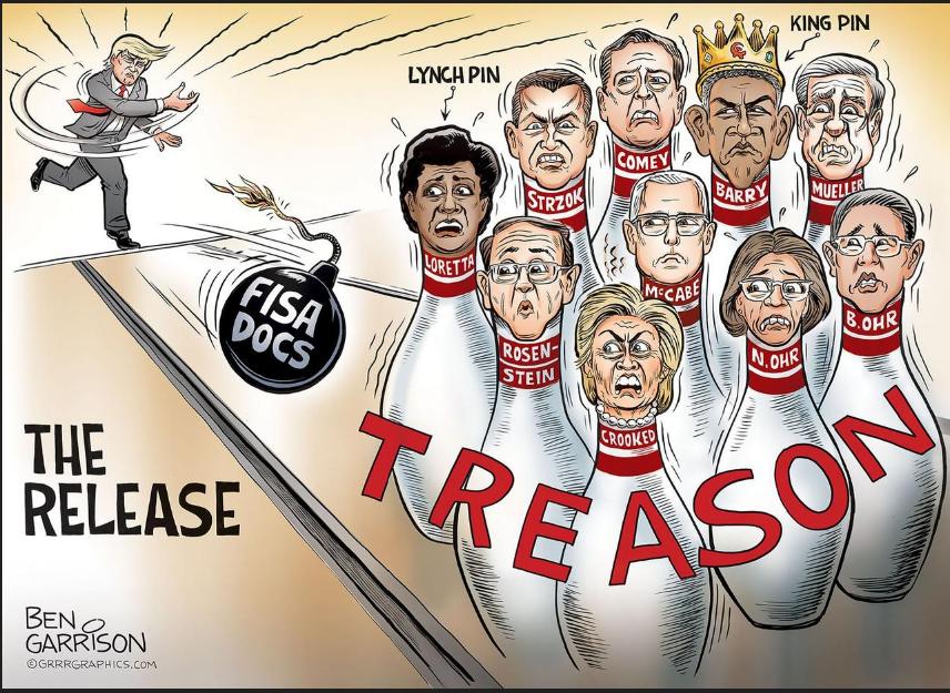 Trump's Revenge