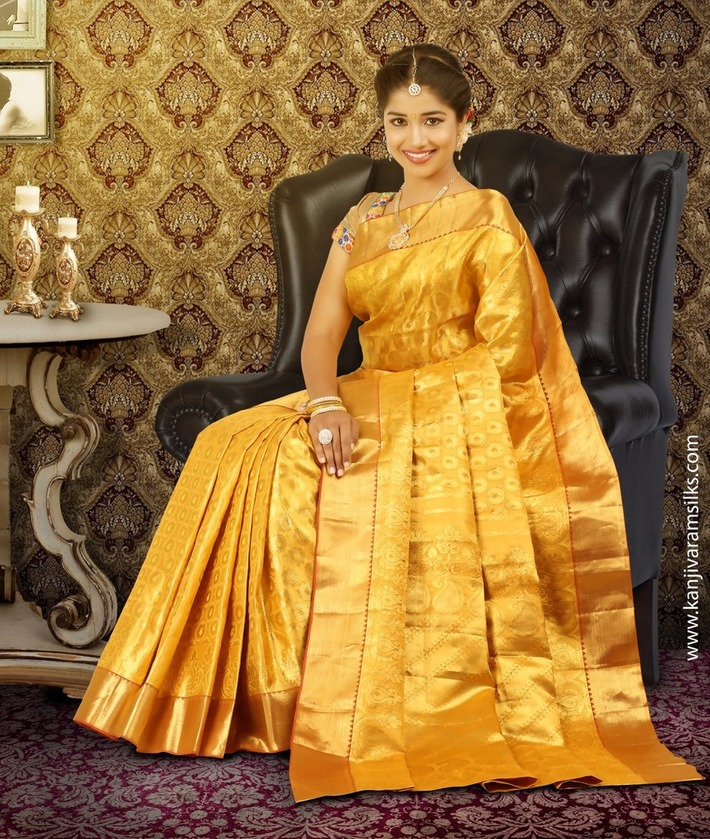 0faaf749af How to choose Kanchipuram Pattu Sarees According To Your Personality ...