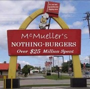 McMueller nothing burgers sold $25million