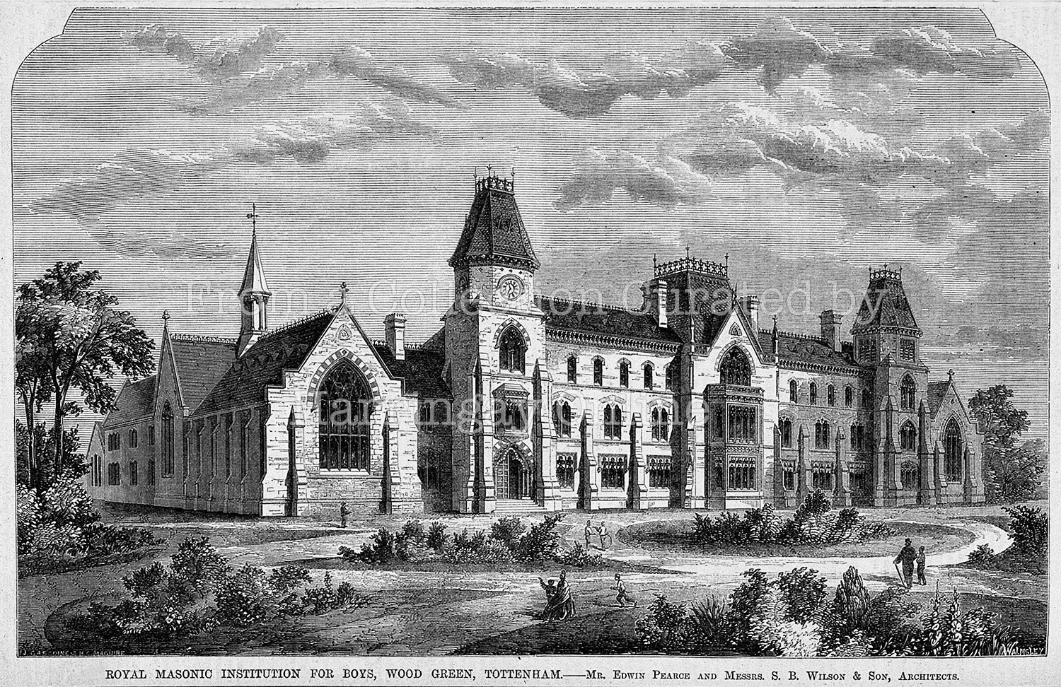 The Many Lives Of The Wood Green Crown Court Building Harringay