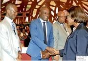 AfrEA conference 2019 abidjan official ceremony