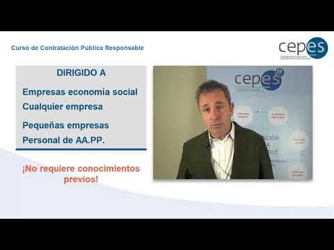 Curso de contratación pública para empresas (on-line y bonificado)